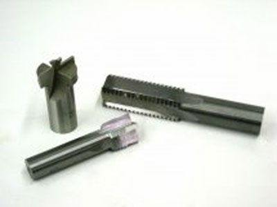 Solid Carbide Form Milling Cutters
